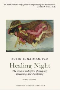 Healing Night Book Cover image