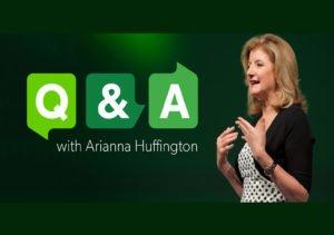 Q&A Huffington