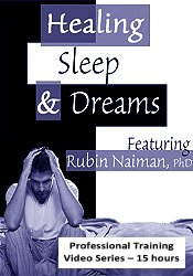 This is a comprehensive 15 hour video series that provides a solid foundation in sleep and dream therapy for mental health professionals.  Recorded 2016 at the Cape Cod Institute.